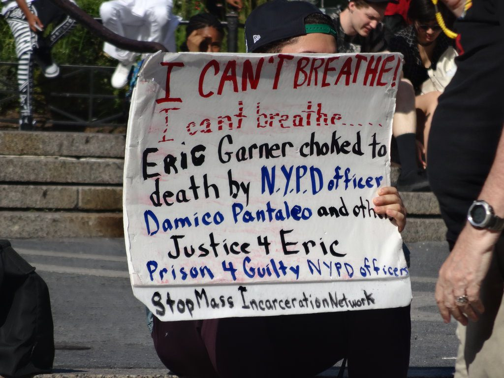 What Does the Rise of AI have to do with Ferguson and Eric Garner?