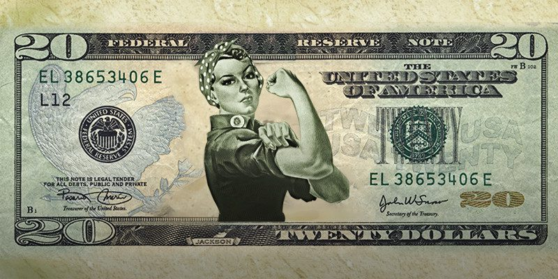 Money Talks: Giving Women a Voice on U.S. Currency