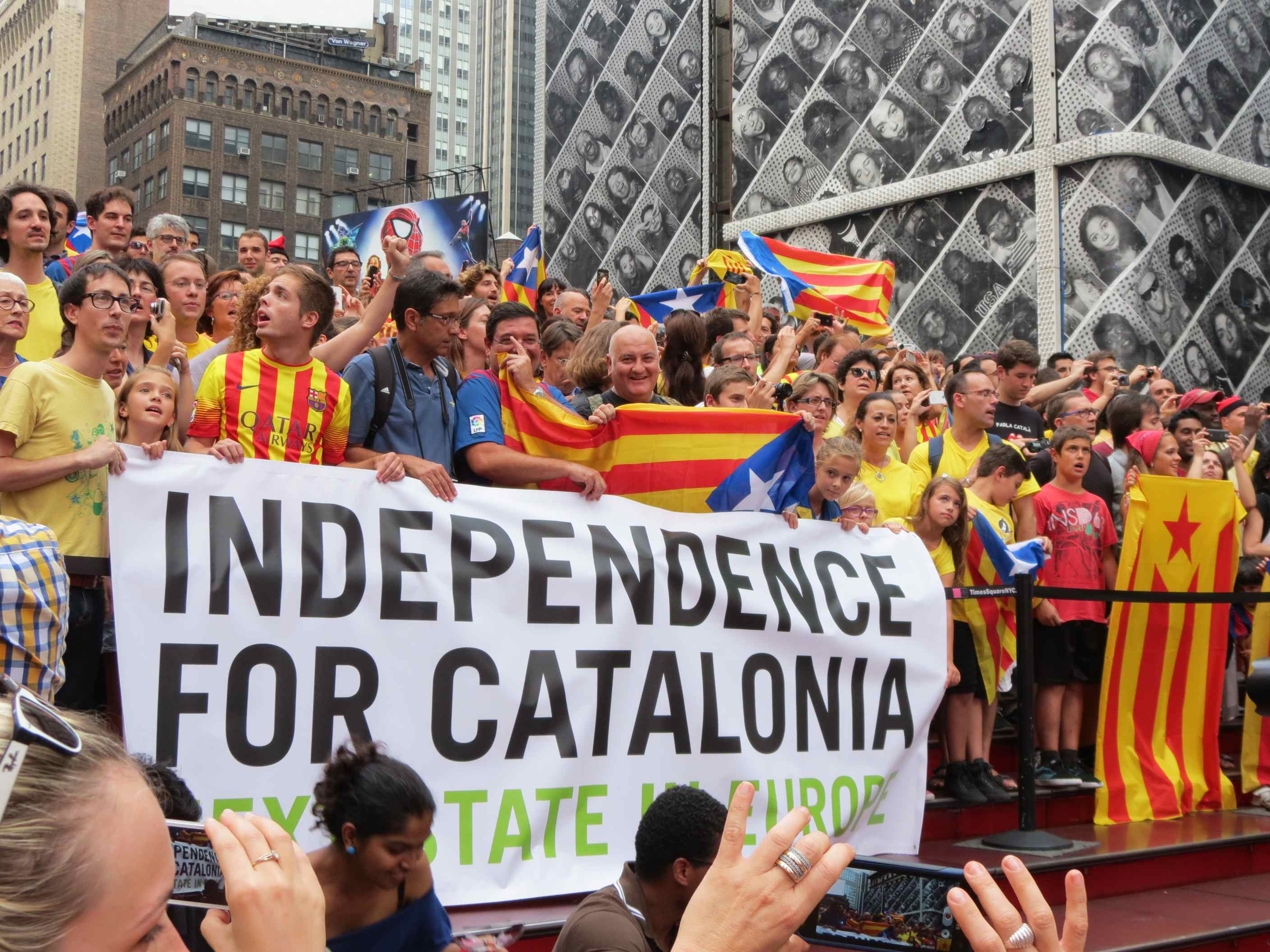On Catalonia's referendum: Groupthink and strategic essentialism as the enemies of democracy