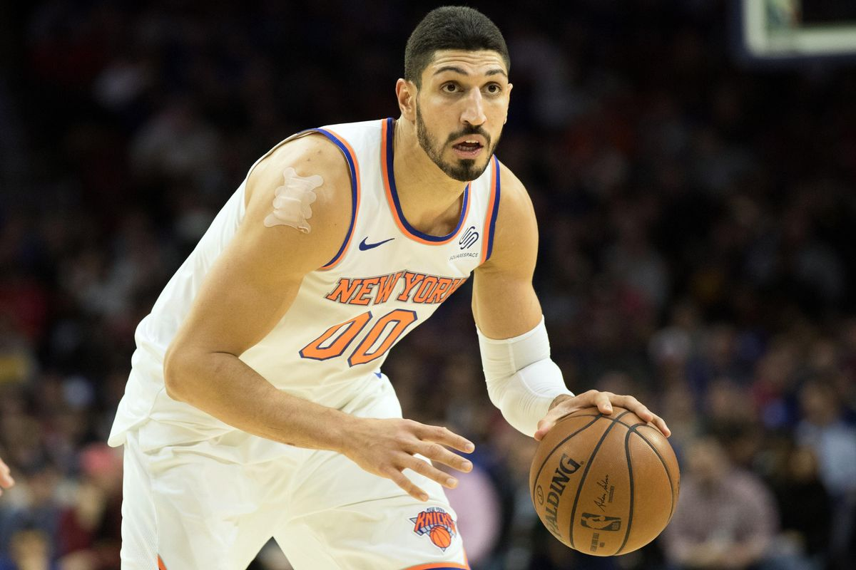 Enes Kanter was right to be cautious