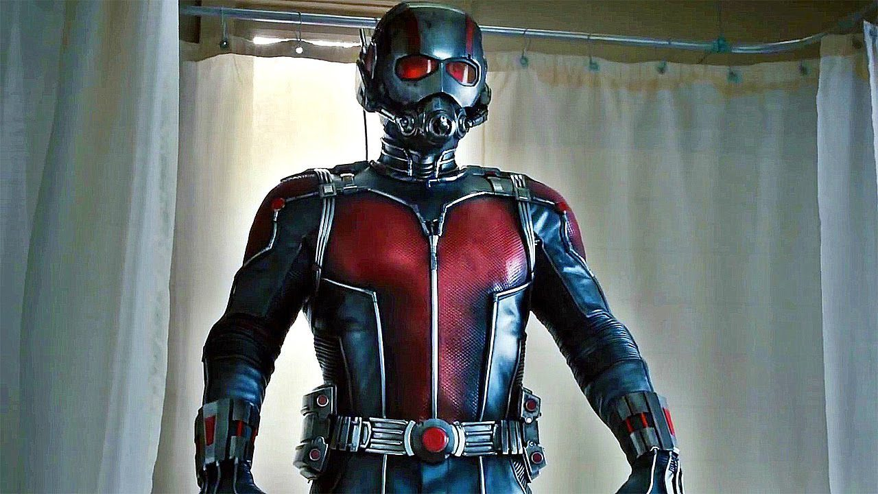 Ant-Man as a metaphor for the modern professor