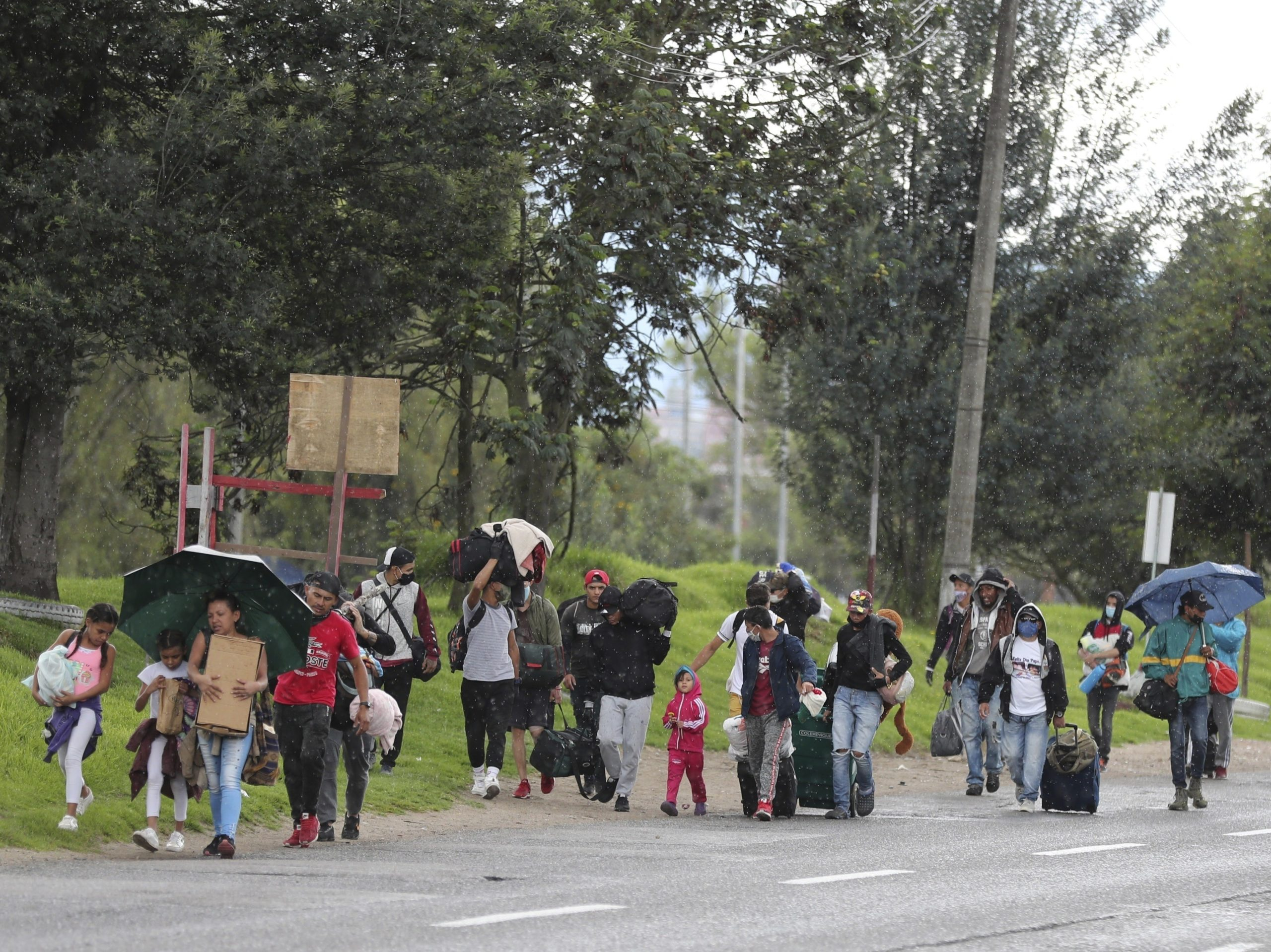 The Right to Return…to What? Venezuelan Migrants Caught Between Conflicts