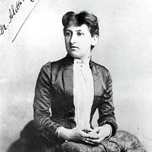 The peace, women's suffrage and reproductive rights activist you might not know: Aletta Jacobs.