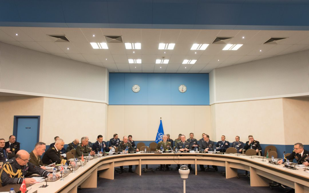 Is NATO Good for Asia, or Is Asia Good for NATO?